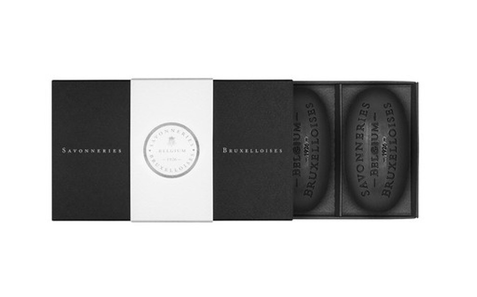 Exclusive Box - Roses Noires, Savonneries Bruxelloises