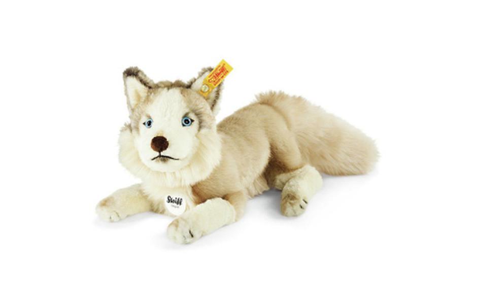 Steiff Dui husky, beige crème 27 cm