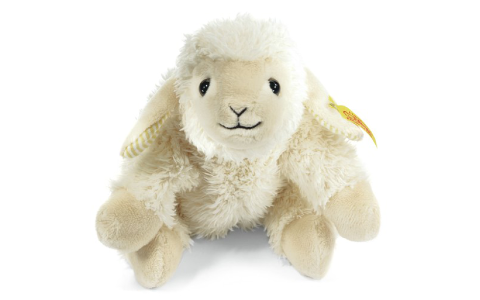 Steiff Linda le petit agneau souple 16 cm