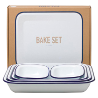 Falcon Bake Set bleu