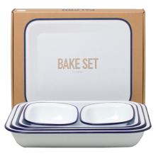 Falcon Bake Set bleu