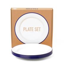 Falcon Plate set bleu