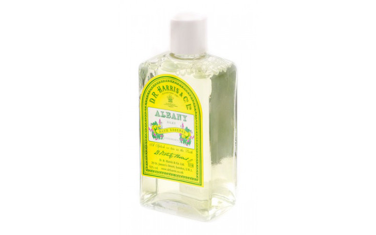 D.R. Harris Silky Bath Essence - Albany 100 ml
