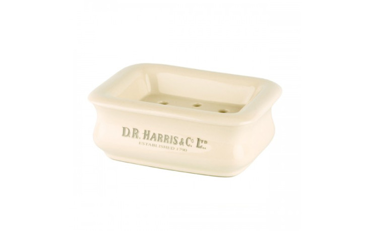 D.R. Harris Porcelain Soap Dish