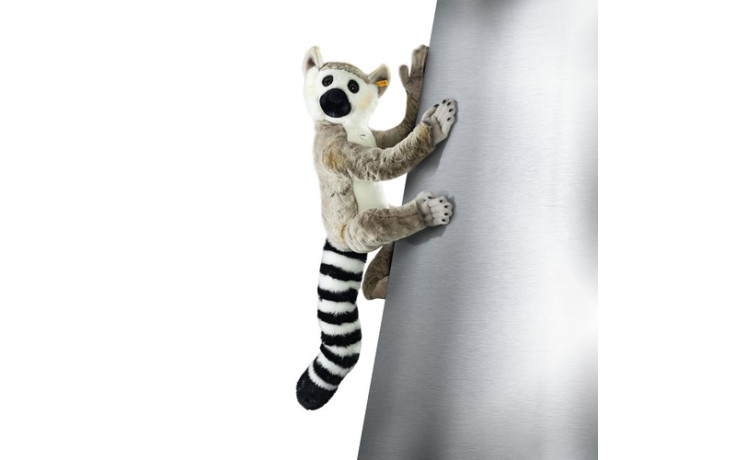 Steiff Lommy the dangling magnetic ring-tailed lemur 70 cm