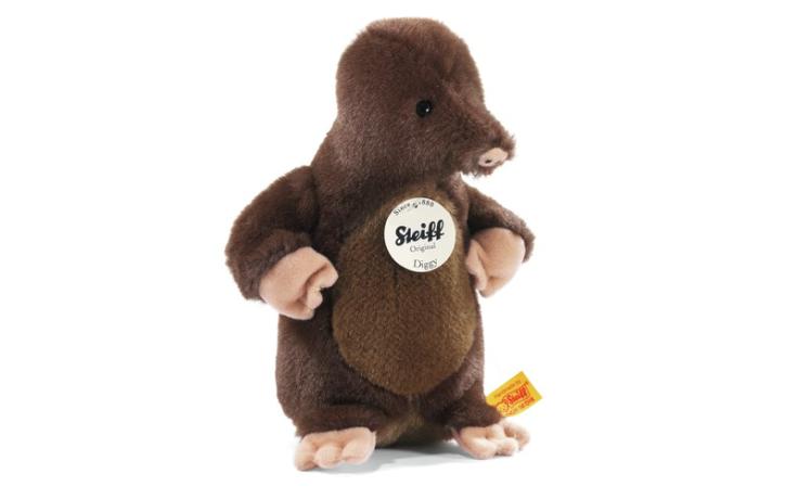 Steiff Diggy mole 18 cm