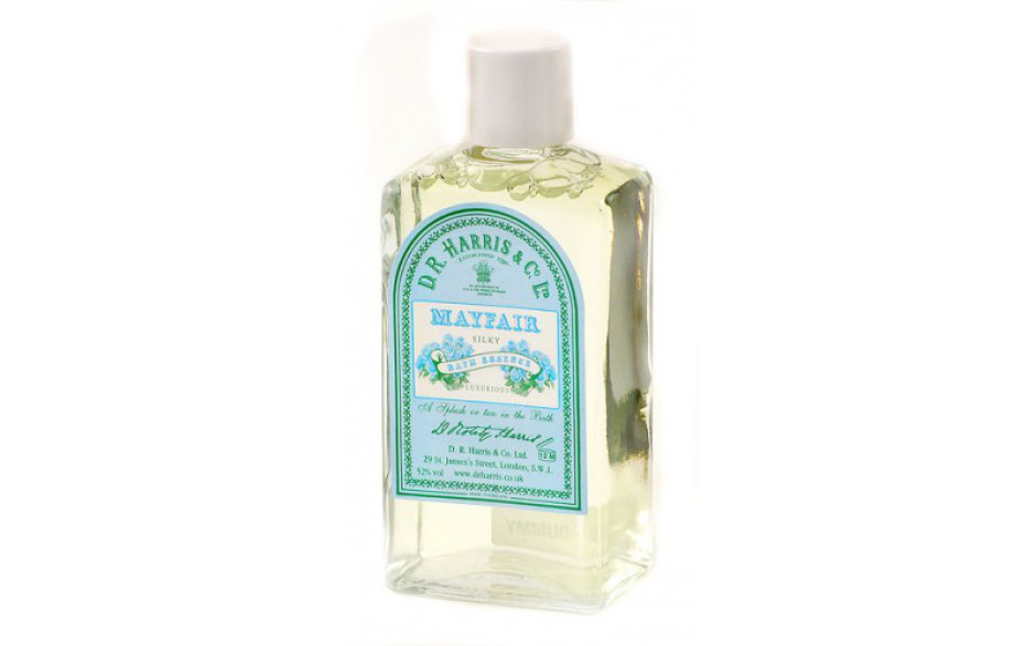D.R. Harris Silky Bath Essence - Mayfair 100 ml