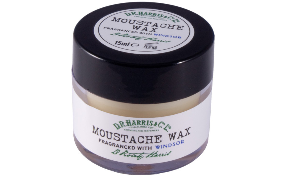 D.R. Harris Moustache Wax Windsor - 15 ml