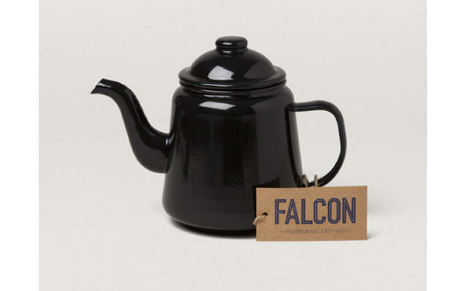 Falcon Tea Pot black