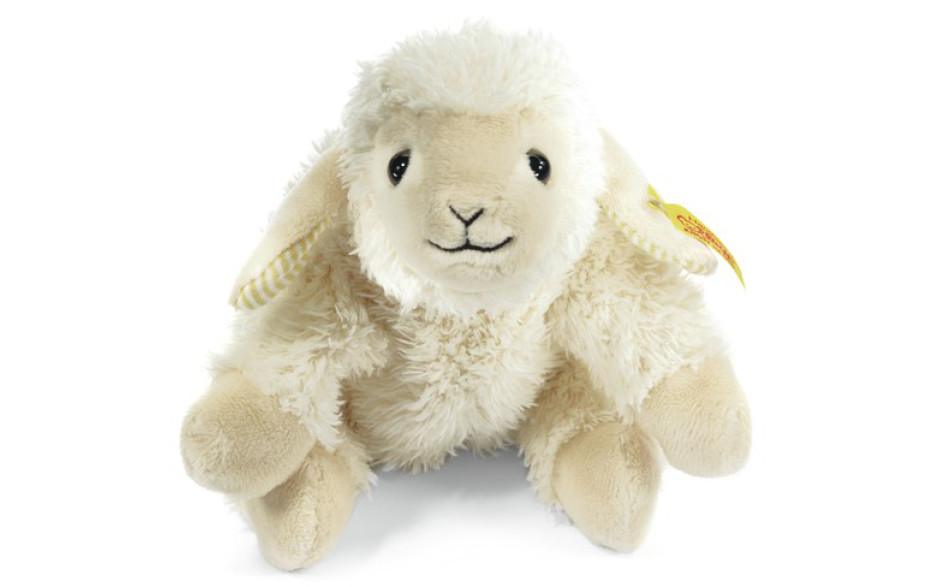 Steiff´s little Floppy Linda lamb 22 cm