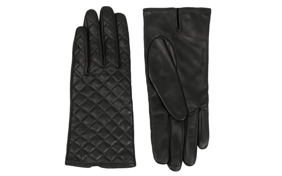 Maison Fabre Gabrielle 1 black, Silk lining
