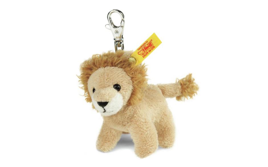 Steiff keyring lion 10 cm