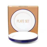 Falcon Plate set blue